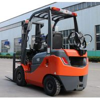 FY sereis Gas/LPG dual fuel forklift thumbnail image