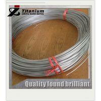 gr2/gr5 titanium wire