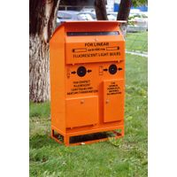 EcoBoxic-M Container for Storage of Hazardous Waste, Accumulators, Mercury Thermometers
