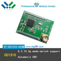 433mhz RF wireless transceiver module cc1310 thumbnail image
