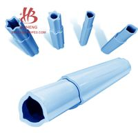 seamless cold drawn shaped steel tube