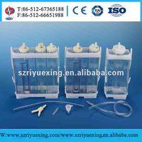 Disposable chest drainage bottle thumbnail image