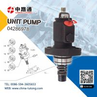 Electronic Unit Injectors 04286978 unit pump bosch