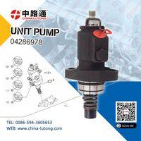Electronic Unit Injectors 04286978 unit pump bosch