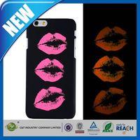 C&T noctilucent design back hard pc cover for iphone 6 case