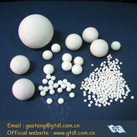 high alumina grinding ball for ceramic (abrasion rate9,Al2O3>92%)