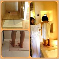 factory direct sell excellent absorbant diatomite bath mat