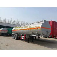 Factory sale 3 axles oil tanker trailer for fuel haulage tanker semi trailer on sale