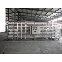 water treatment machinery