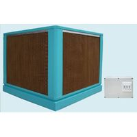 Powerful  evaporated air cooler with the type JJBJ-B25-B30