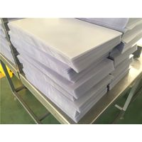 PVC overlay film for making cards
