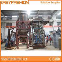 Vacuum atomizing equipment/furnace for making metal powder thumbnail image