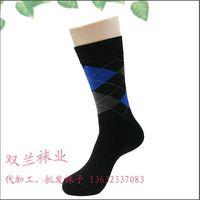 China Mens Patterned Casual Socks thumbnail image
