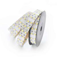 LED Strip 5050 120 LEDs/m DC12V IP20 nonwaterproof Flexible LED Light Double Row 5050 LED Strip thumbnail image