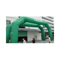 Double Inflatable Arches with Good Quality Made in China