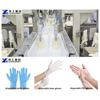 LaTex Gloves Production Line Equipment Supply - YG Machinery thumbnail image