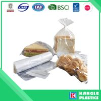 ldpe bread bag on roll