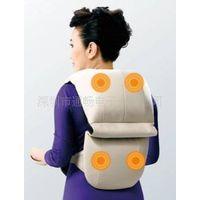 Vest style massager,  neck-shoulder-back massager,  the whole body massager