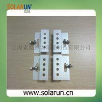Z bracket solar mounting (Solarun Solar)