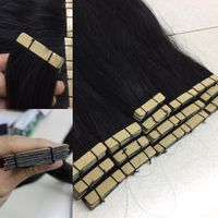 Best Quality Color Tape In Extensions Human Straight Hair From Vietnam