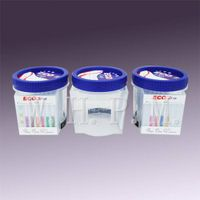 ECO III urine drug test kit cup