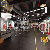 Gym Sports Flooring EPDM Rubber Mat thumbnail image