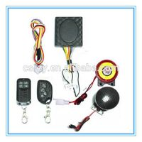 motorcycle alarm system with remote start thumbnail image
