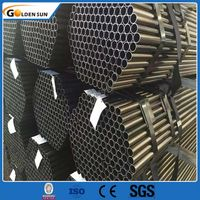 China supplier steel hollow section black steel pipe thumbnail image