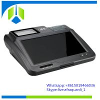 New arrival mobile pos terminal with thermal printer,bar code scanner,RFID reader,IC card reader,3G/ thumbnail image