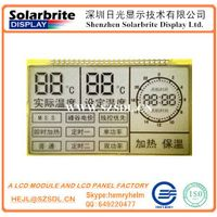 LCD panel for thermostat COG module monochrome lcd module graphic lcd module character lcd module tf