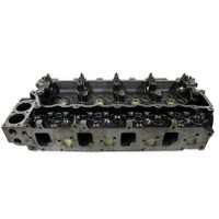 cylinder head of ISUZU 4HE1