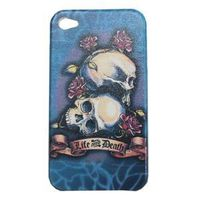 Skinning Hard Case for iPhone 4g