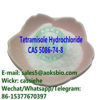 Top Quality Tetramisole Hydrochloride / HCl CAS 5086-74-8