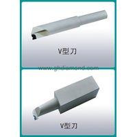 PCD  diamond V-shape cutting tool thumbnail image