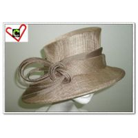 Sinamay Wide Brim Derby Hat for Carnival thumbnail image