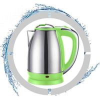 green colored plating 1.8L Electric Kettle