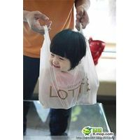 biodegradable plastic shopping bag