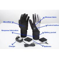 Electric Lithium Polymer Bttery Heated Gloves,Heating Gloves