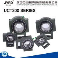 take-up flange bearing unit uct210