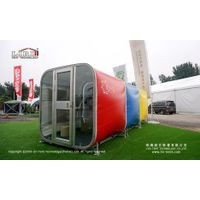Inflatable Thermal Roof Cube Modular Tent for Events, New Design Tents for Sale