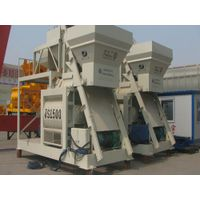 Henan Ling Heng manufacturers JS1500 concrete mixer concrete mixer machine plant price for sale