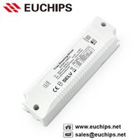 350/500/700mA 20W 1 channel dimming constant current triac driver EUP20T-1HMC-0