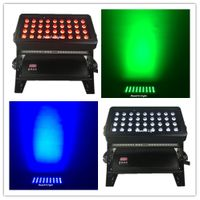 36x10w rgbw city color led outdoor dmx wall washer led ip65