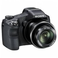 "Sony Cyber-Shot DSC-HX200V Digital Camera 18.2MP, 1/2.3""(16GB Memory Card + Soft Case)"