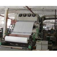 Waste Paper Recycling Jumbo Roll Small Toilet Paper Facial Tissue Making Machine Price thumbnail image