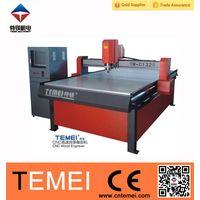 CNC cutter for wood and aluminium copper scrap