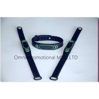 RFID silicone wristband smart watch style