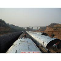 Riveted Galvanized Corrugated Steel PipeGalvanized corrugated metal pipe Riveted Corrugated Steel