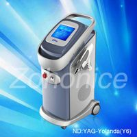 Professional Q-Switch Laser Series Y6-Yolanda Beauty equipment for wash colorful tattoo & Remove fre