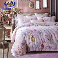 Popular bed sheet santa bedding set made in china thumbnail image